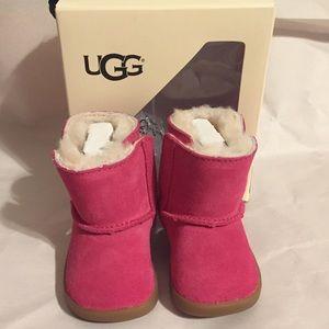 UGG® Keelan Boot - Baby / 0/1 in great shape